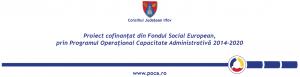 Footer - Planificare strategică şi decizională la nivelul Unităţii Administrativ Teritoriale Judeţul Ilfov